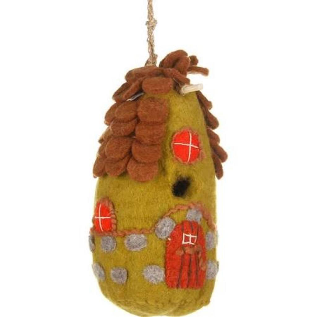 dZi Forest House Birdhouse