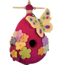 dZi Butterfly birdhouse
