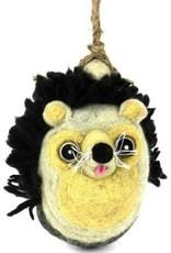 dZi Hedgehog birdhouse