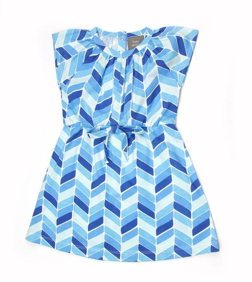 Kate Quinn Organics Flutter Sleeve Tie Dress