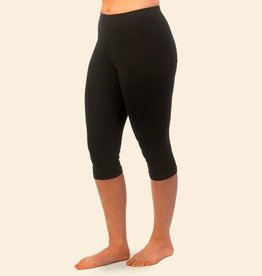 Maggies Organics Capri Leggings