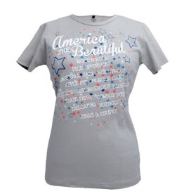 Green 3 Apparel America the Beautiful Tee