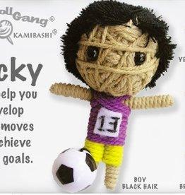 Kamibashi Boy Kicky