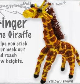 Kamibashi Ginger the Giraffe