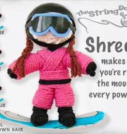 Kamibashi Girl Shredder