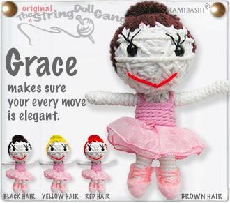 Kamibashi Grace-Ballerina