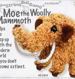 Kamibashi Moe the Woolly Mammoth