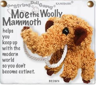 Kamibashi Moe the Woolly Mammoth