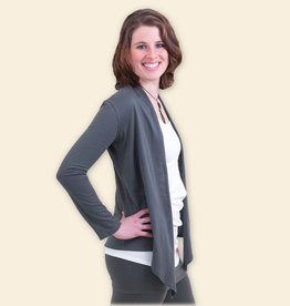 Maggies Organics Wrap Top
