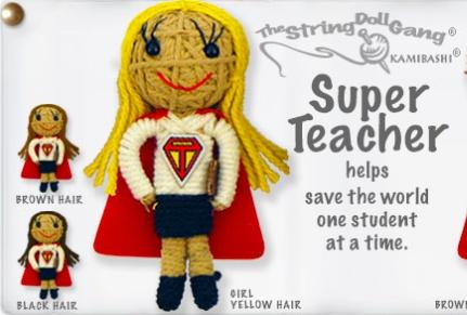 Kamibashi Super Teacher - Girl