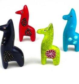 Global Crafts Tiny Miniature Giraffe