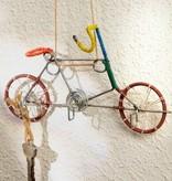 Ten Thousand Villages Wire Bike Hook