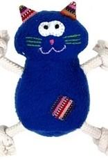 Upavim Crafts Crazy Kitty Dog Toy