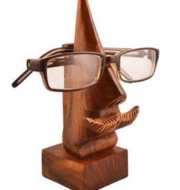 Mr. Mustache Eyeglasses Holder