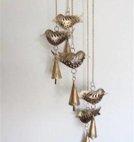 Mira Fair Trade Whimsical Bird Chime