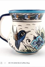Lucia's Birds Coffee Cup