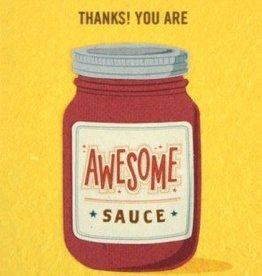 Good Paper Awesome Sauce
