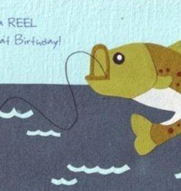 Good Paper Birthday Fish