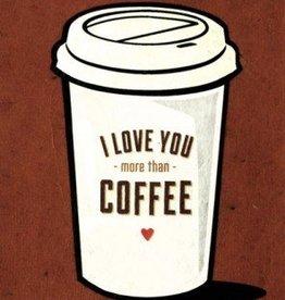 Good Paper Coffee Love