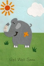 Good Paper Get well elephant