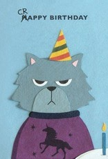 Good Paper Grumpy Kitty Birthday