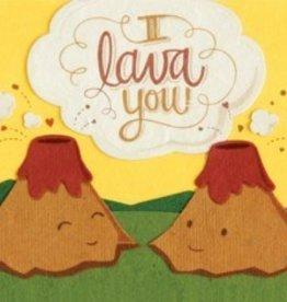 Good Paper I Lava You