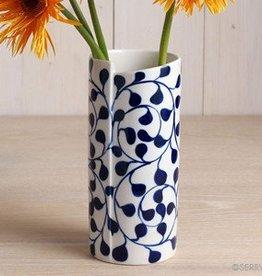 SERRV Cylinder Vase