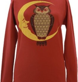 Green 3 Apparel Harvest Owl