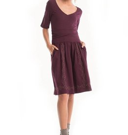 Synergy Diamond Stitch Marcy Dress