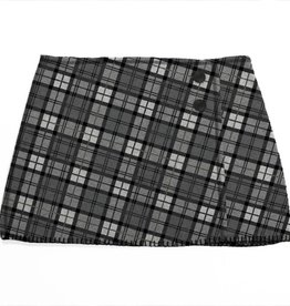 Green 3 Apparel Polar Plaid Bum Wrap