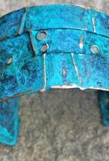 Ezra and India Copper 3 Fold Cuff
