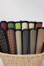 Baskets of Cambodia Tatami Place Mat Set of 2