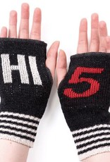Green 3 Apparel Hi 5 Handwarmers black