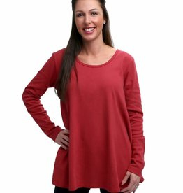 Green 3 Apparel Organic LS Tunic
