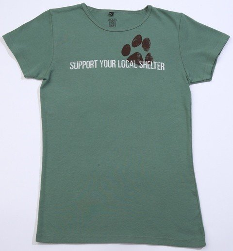 Green 3 Apparel Local Shelter