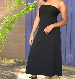 Maggies Organics Convertible Skirt Dress