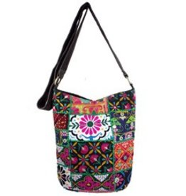 WorldFinds Kutch Saddle Bag