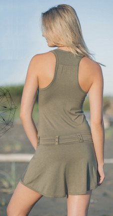 Nomads Hempwear Hanalei Dress