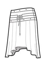 Nomads Hempwear Eminence Skirt