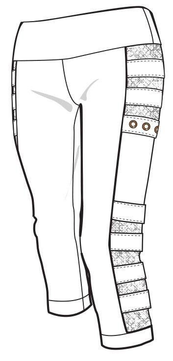 Nomads Hempwear Exodus Leggings