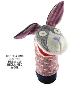 Cate&Levi Bunny Puppet