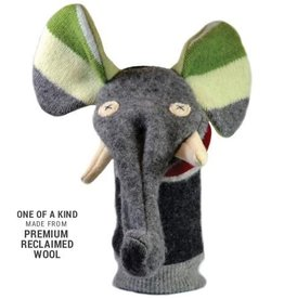 Cate&Levi Elephant Puppet