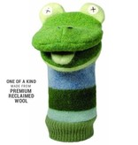 Cate&Levi Frog Puppet