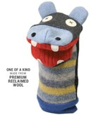 Cate&Levi Hippo Puppet