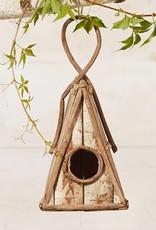 SERRV Ipil-Ipil Triangle Birdhouse