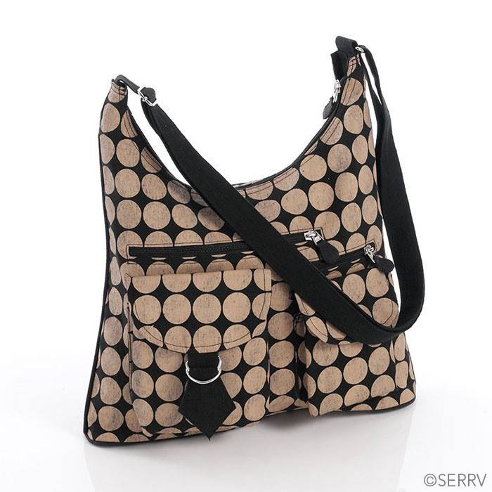 SERRV Dotty Shoulder Bag