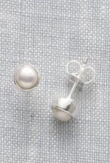 SERRV Pearl Post Earrings