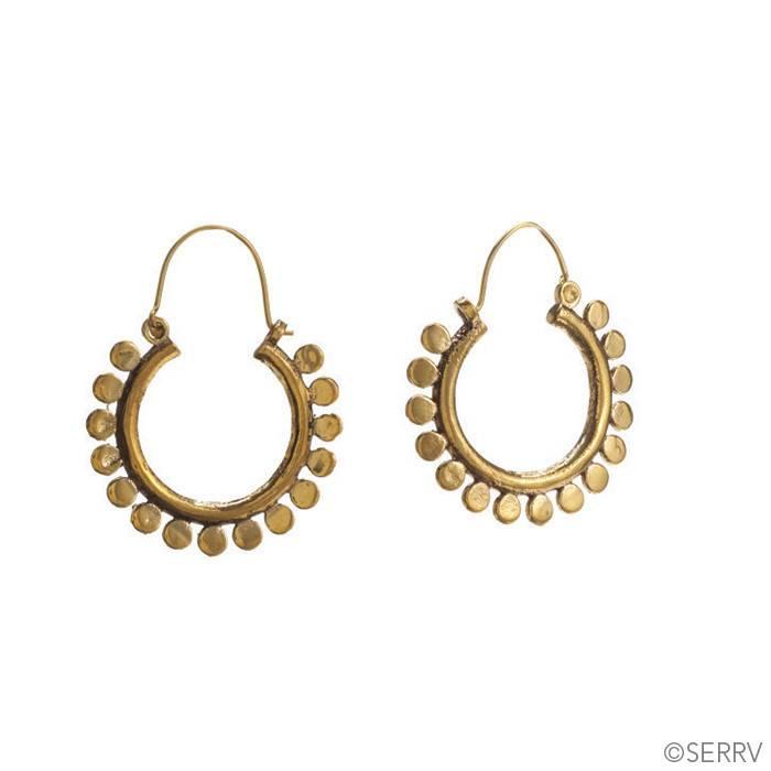 SERRV Dewdrop Earrings
