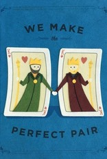 Good Paper Perfect Pair Kings