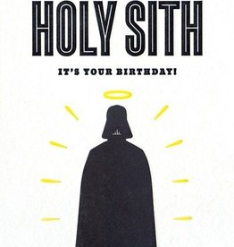 Good Paper Holy Sith Birthday